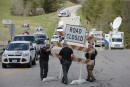 Chasse à l'homme dans l'Ohio après l'exécution de huit membres d'une famille