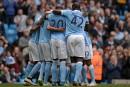 Manchester City reprend la troisième place