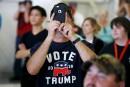 Super mardi: Clinton et Trump se rapprochent du but