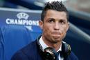 Ligue des champions: Cristiano Ronaldo forfait