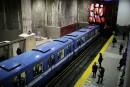 Interruptions dans le métro: le STM dit avoir amélioré son bilan
