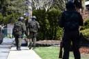 Un individu tient les policiers en haleine pendant de longues heures