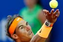 Rafael Nadal porte-drapeau de l'Espagne à Rio