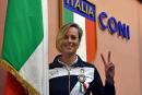 Federica Pellegrini désignée porte-drapeau de l'Italie