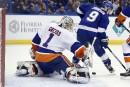 Les Islanders résistent en troisième et battent le Lightning