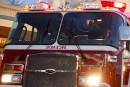 Un bar et son motel rasés par un incendie suspect en Montérégie