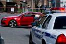 Course-poursuite pour arrêter le suspect d'une tentative de meurtre à Laval