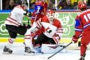 Mondial junior de hockey: Labeaume dit ni oui, ni non