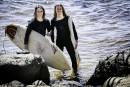 Les surfeurs de la rivière des Outaouais