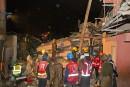 Kenya: recherche de survivants après l'effondrement d'un immeuble