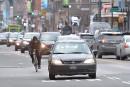 Amendes haussées et corridor de sécurité pour protéger les cyclistes