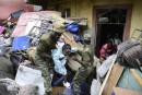 Édifice effondré au Kenya: au moins 20 morts et 73 disparus