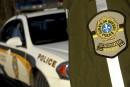 Négociations avec Québec suspendues pour les policiers provinciaux