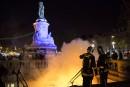 Incidents à Paris lors de la Marche du 1<sup>er</sup>mai