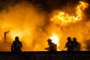 Un pompier aurait déclenché plusieurs incendies en Alberta