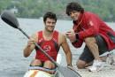 Une équipe decanoë-kayakà la croisée des chemins
