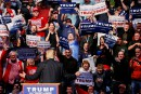 Donald Trump:«Si on gagne dans l'Indiana, c'est fini»
