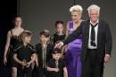Le défilé de mode de l'Académie Richard Robinson 2016
