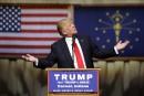 Donald Trump veut mettre Ted Cruz K.-O.