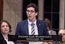 Badawi: Dusseault soulève les contradictions d'Ottawa (vidéo)