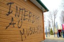 Une nouvelle vague de graffitis haineux fait son apparition