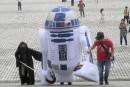 Les amateurs de Star Warscélèbrent le 4 mai