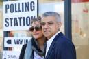 Les Londoniens aux urnes
