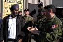 Pas de militaires de Valcartier à Fort McMurray