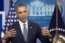 Obama:la présidence américaine n'est pas de la «télé-réalité»