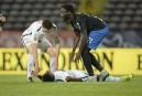 Un joueur de soccer meurt en plein match