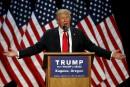 Hillary Clinton, complice des infidélités de Bill, selon Donald Trump