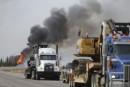 Fort McMurray: les feux minent un peu plus le secteur pétrolier