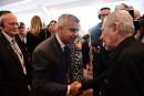 Le maire musulman de Londres commémore la Shoah