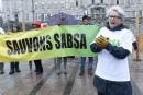 La mobilisation pour la survie de SABSA se poursuit