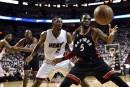 Le Heat égale la série contre les Raptors