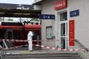 Allemagne:un mort et trois blessés dans une attaque au couteau
