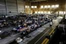 Une gastro-entérite virale afflige certains évacués de Fort McMurray