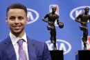 Stephen Curry, choix unanime comme joueur de l'année