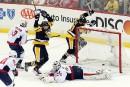 Les Penguins achèvent les Capitals en prolongation