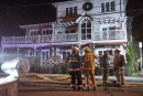 Un feu endommage un resto de la rue Galt Ouest
