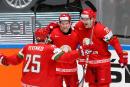 La Biélorussie surprend la Slovaquie au Mondial