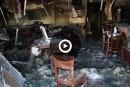 Incendie au Snack & Bar: «J'ai été chanceux dans ma malchance»