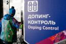 La Russie aurait organisé un système de dopage à Sotchi