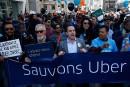 Les jeunes libéraux consternés par le revers d'Uber