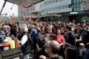 La cuisine de rue fait courir les foules