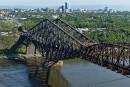 Le pont de Québec fermé jusqu'à lundi