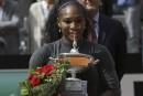 Serena Williams remporte pour la 4e fois le tournoi de Rome