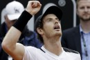 Andy Murray bat Novak Djokovic et gagne le Masters de Rome