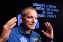 Le Québécois David Saint-Jacques se rendra à la Station spatiale internationale
