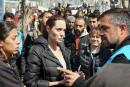 Angelina Jolie-Pitt met en garde contre le «chaos» que la crise migratoire peut provoquer